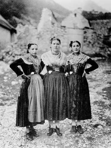 jovenes bielsa foto antigua
