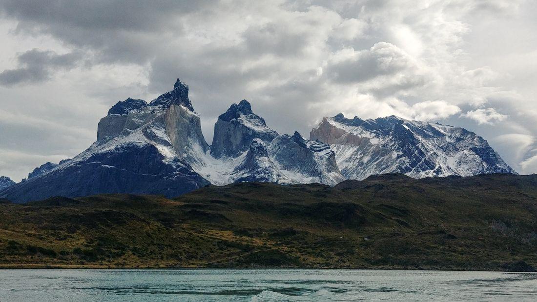 Circuito W Torres Del Paine Mapa : Circuito w torres del paine cima norte guía del pirineo