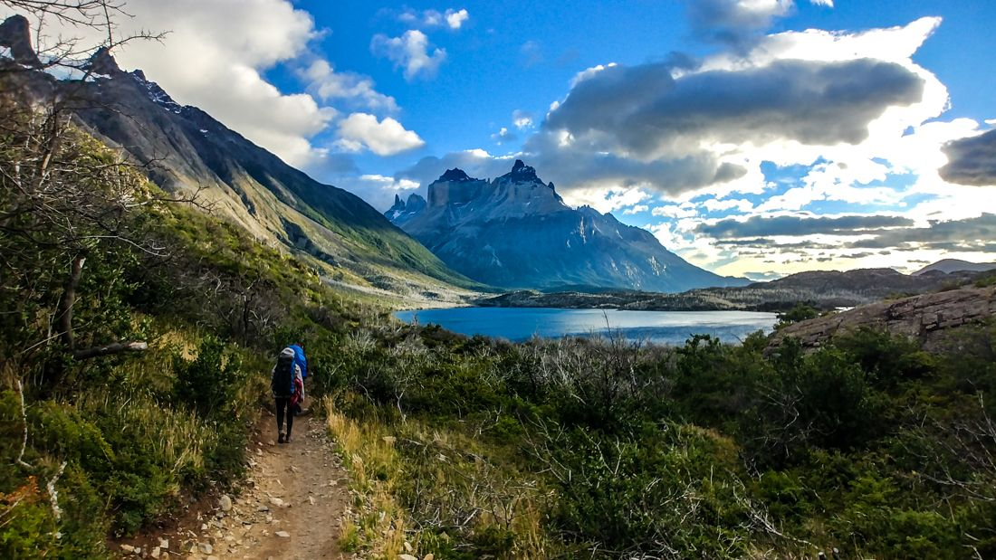 Circuito W Torres Del Paine Camping : Torres del paine chile travel