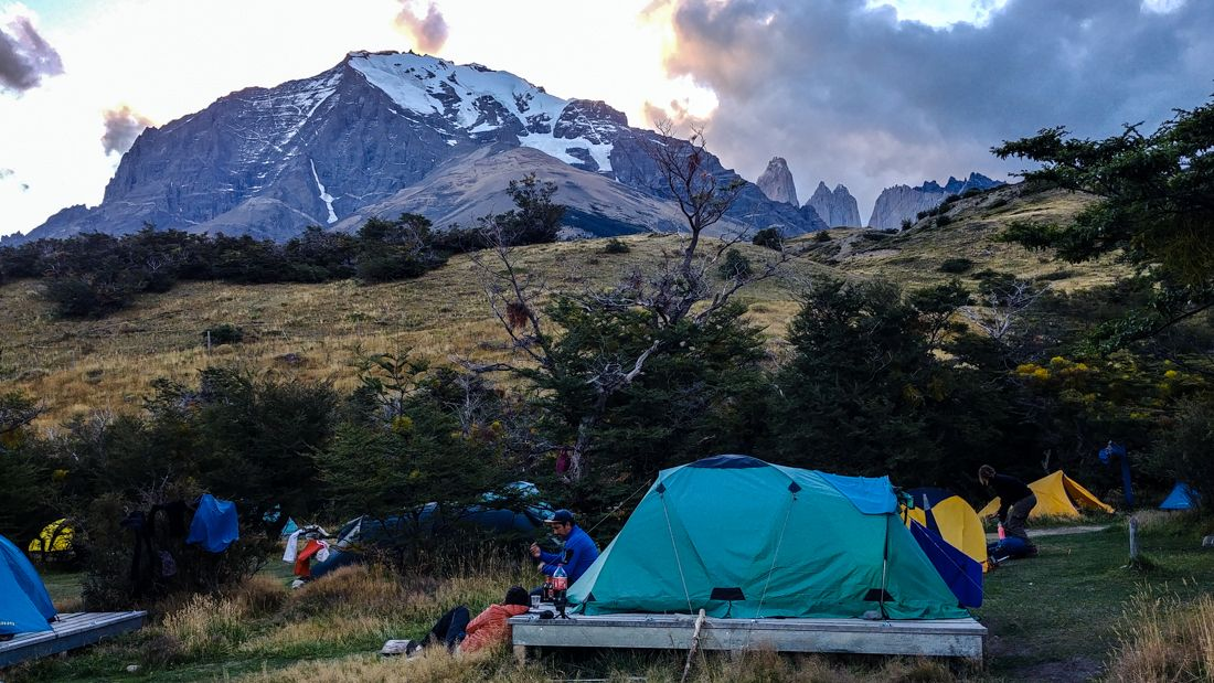 Circuito W Torres Del Paine Mapa : Torres del paine w trek and o trek quick and easy guide