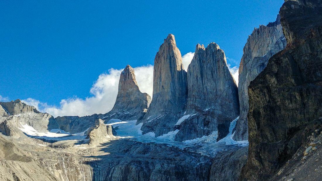 Circuito W Torres Del Paine Mapa : Useful information fantástico sur torres del paine