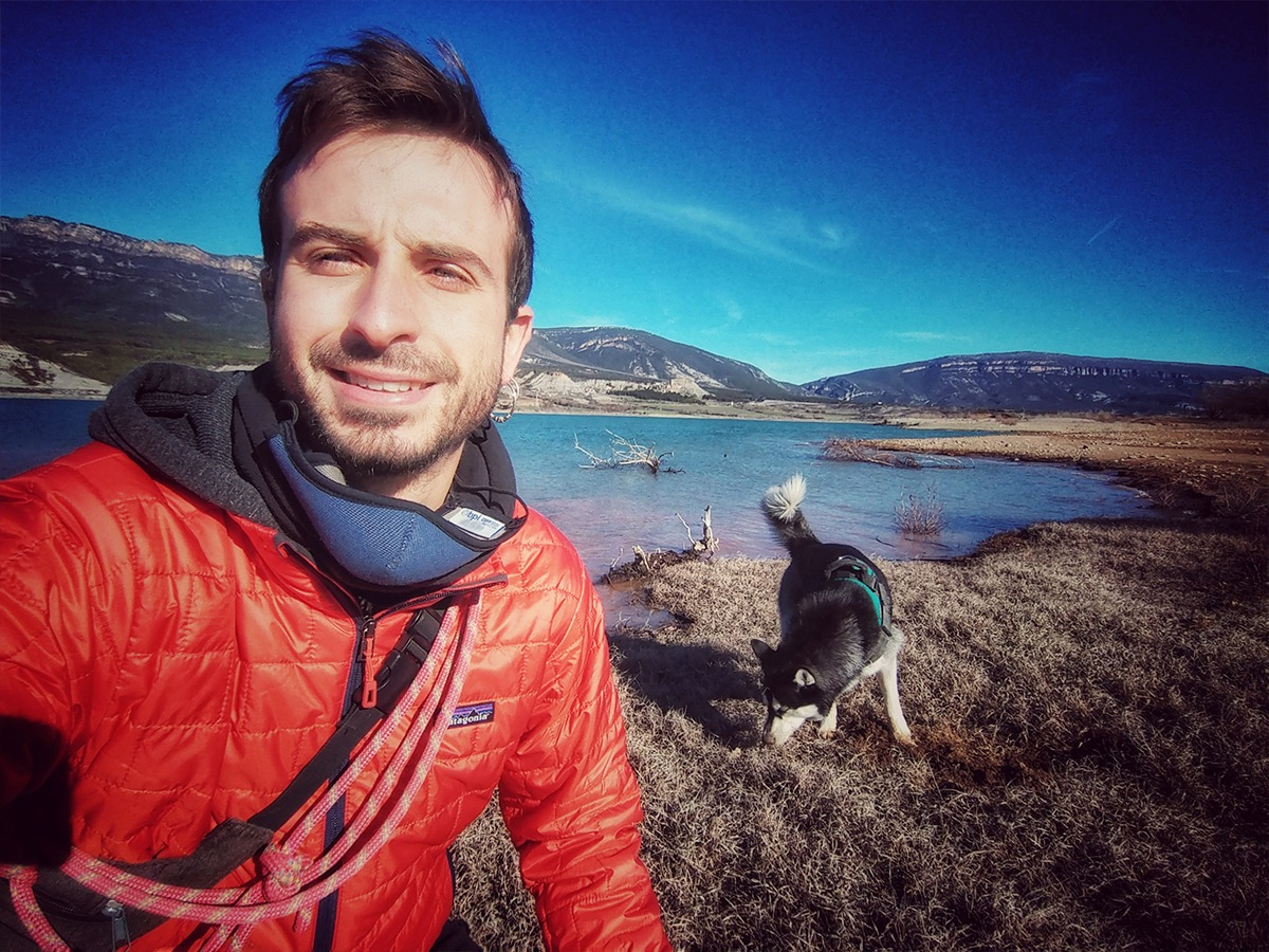 perro y patagonia