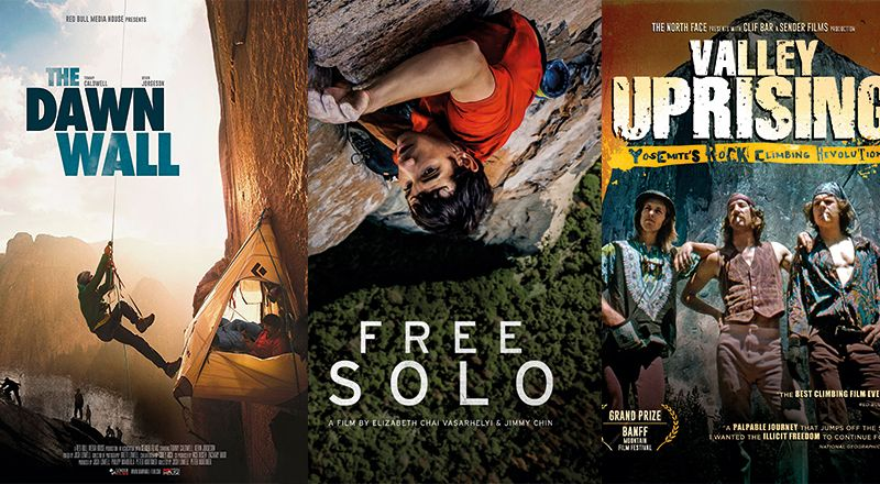 5 documentales imperdibles escalada