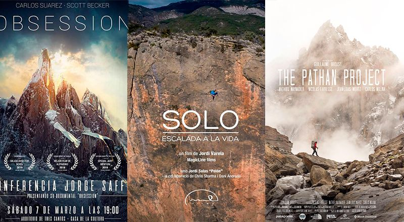 8 documentales de montaña estrenados en el confinamiento documentaries