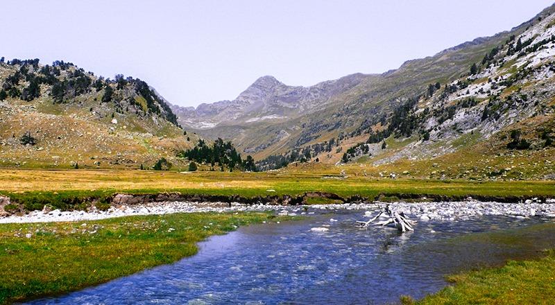 Centros de Interpretación del Pirineo Aragonés plan de aigualluts