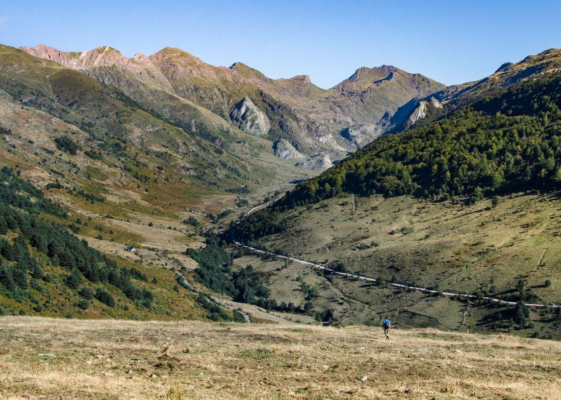 La Línea P fue un proyecto de 10.000 búnkeres que cubrían todo el territorio fronterizo con Francia, desde Guipuzkoa hasta Girona.