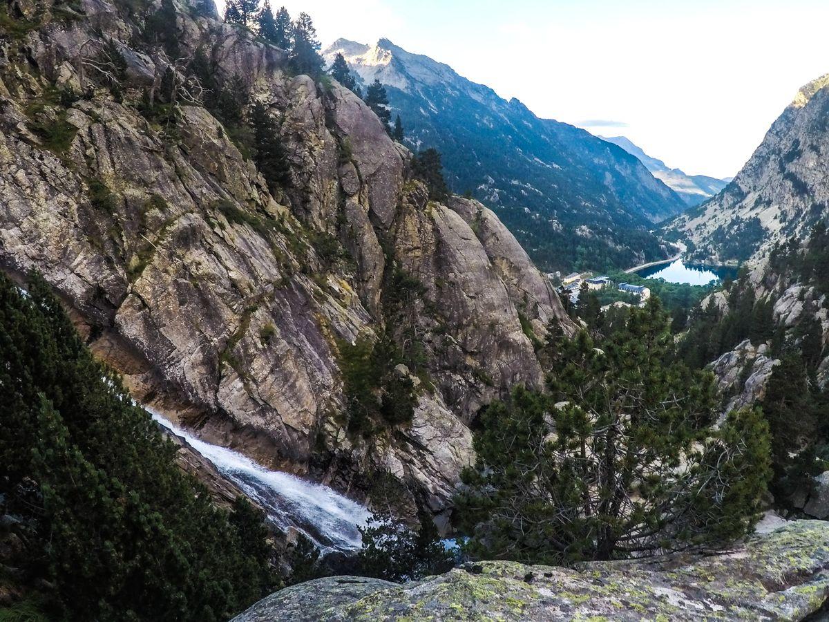Circular Peña Xuans y Serrato Panticosa Ruta Pirineo Cima Norte