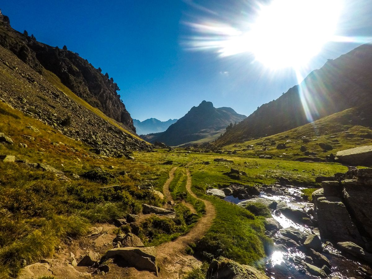 ruta ibones de anayet pirineo valle de tena huesca
