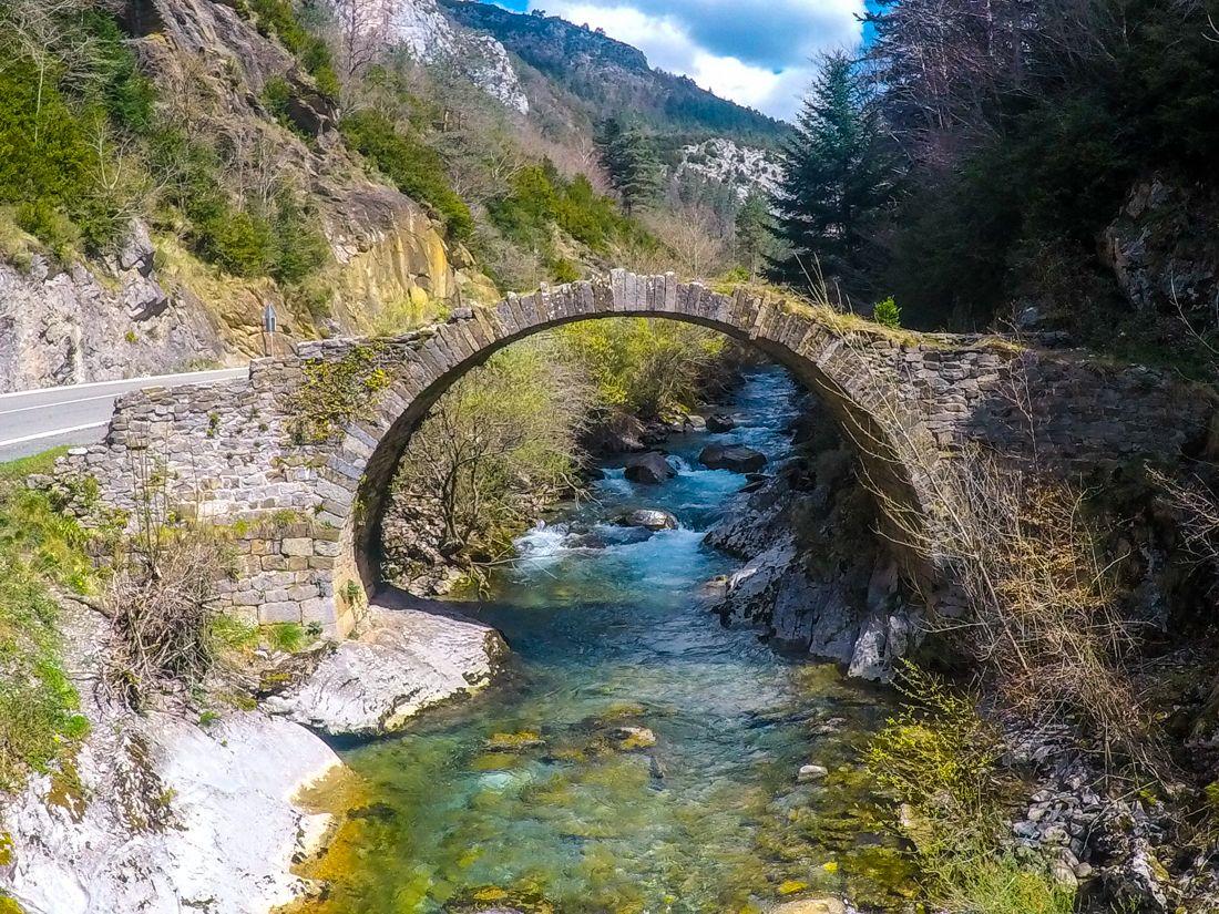 puente romno isaba