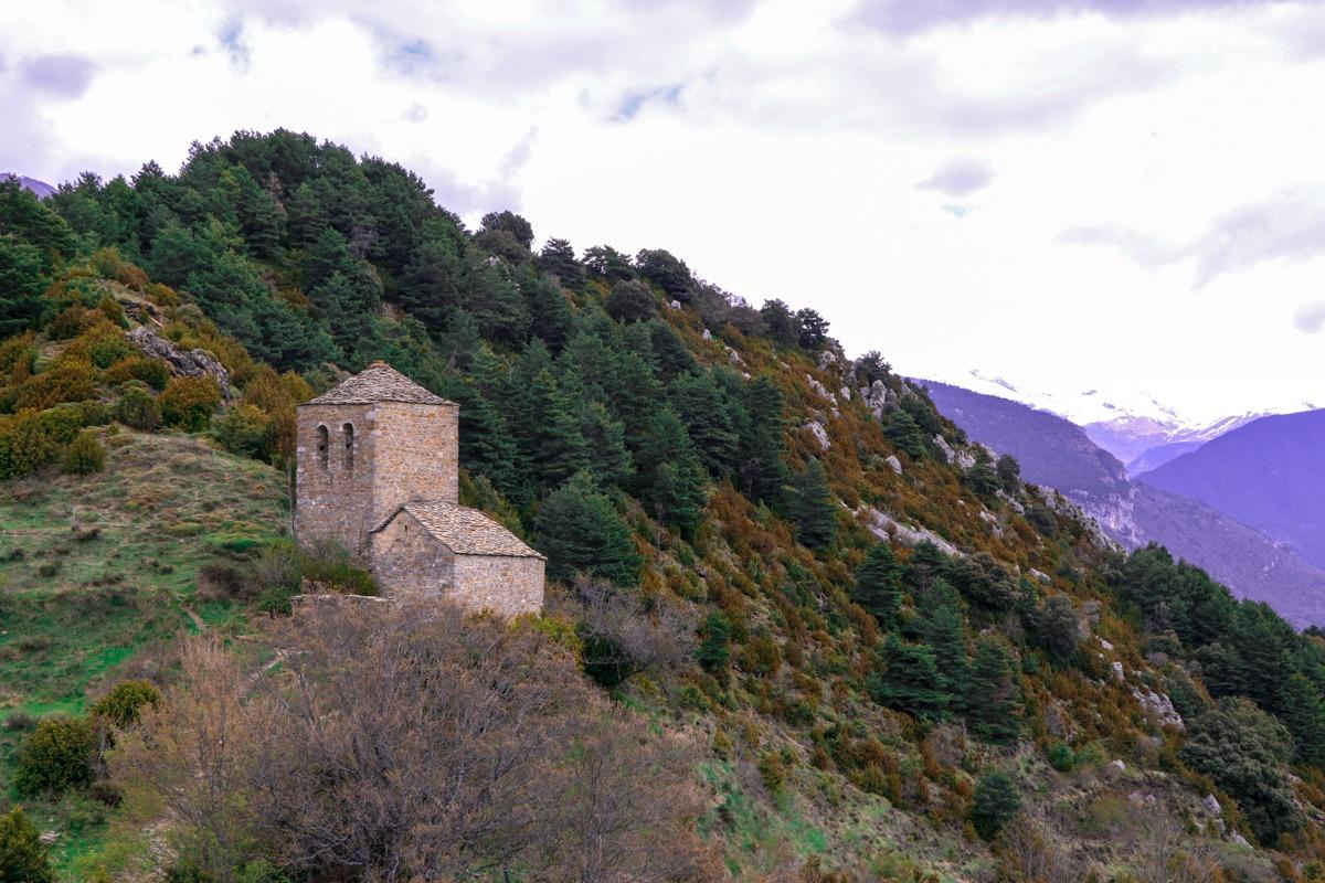 ermita de las fajanillas tella