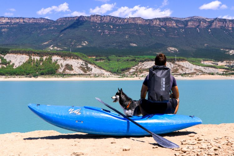 Cima Norte kayak