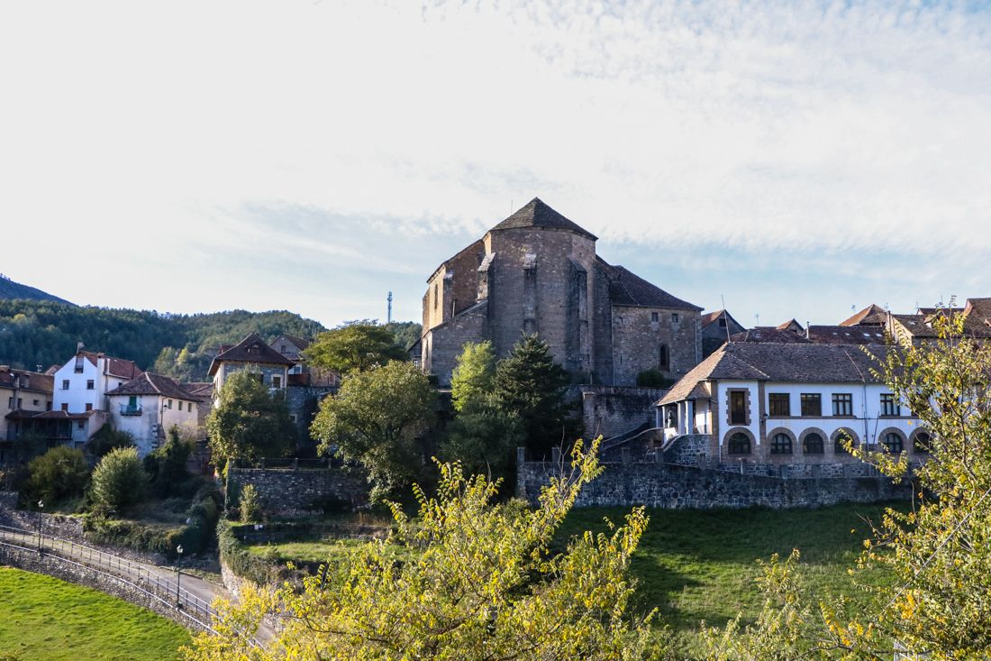 paseo fotográfico ansó pueblos mas bonitos españa pirineo
