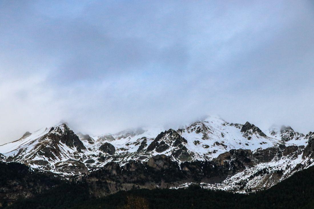 paseo fotográfico sallent de gállego valle de tena fotografía