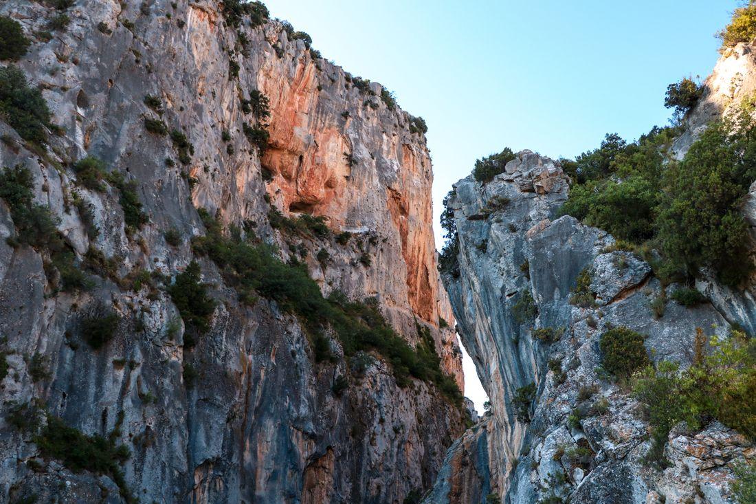 paredes geología foz
