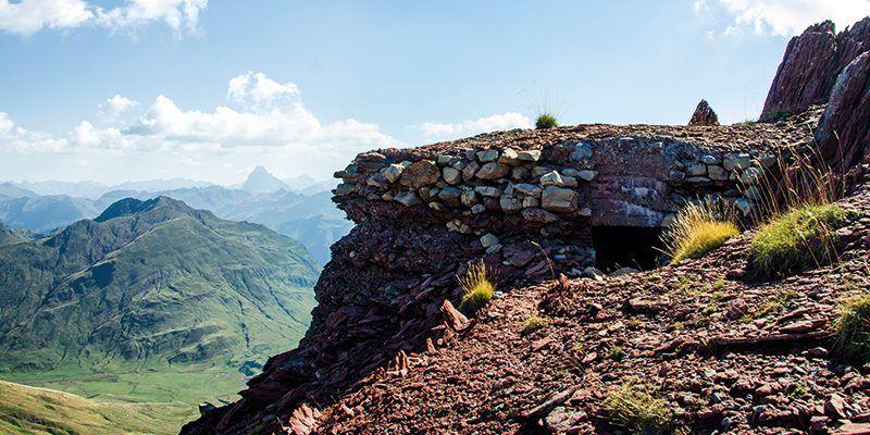 búnkeres del Pirineo