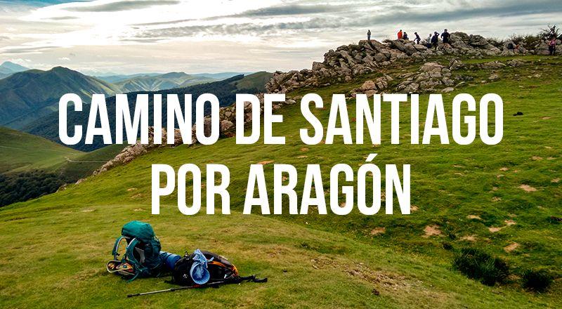 camino de santiago por aragón destinos