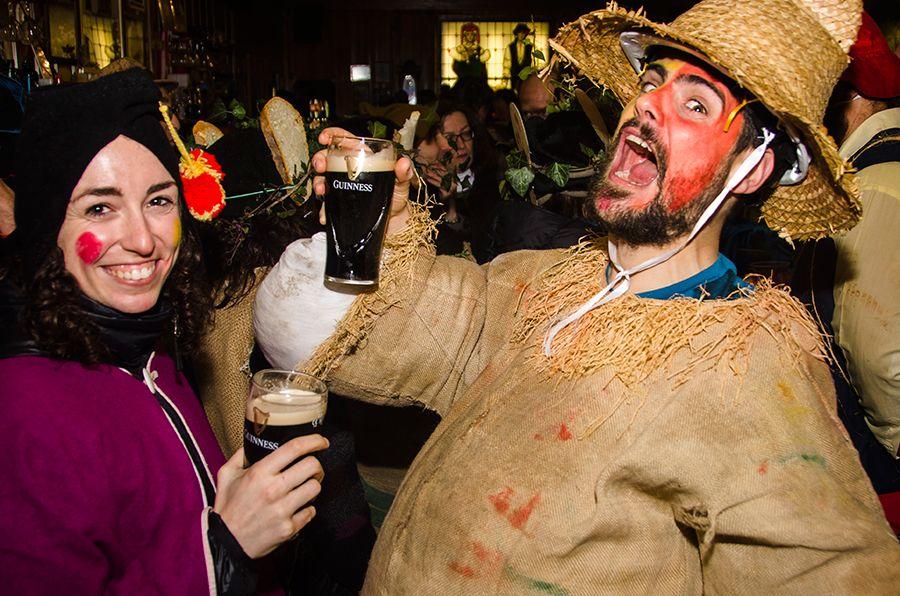 carnaval biarnés ansó