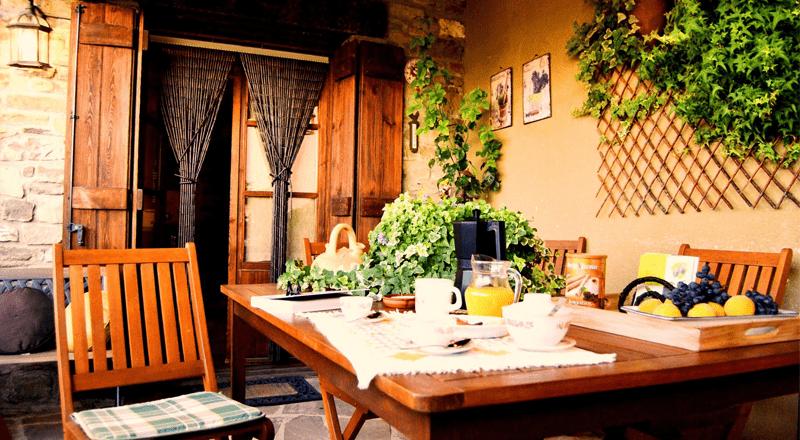 casa rural pedro artieda