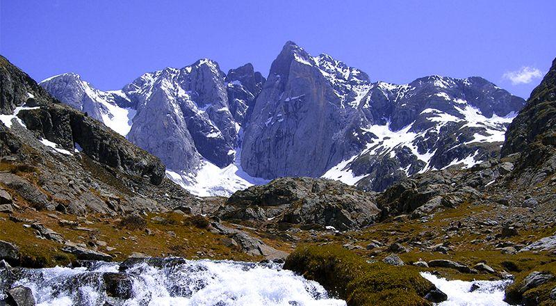 cimas mas altas del pirineo por provincias