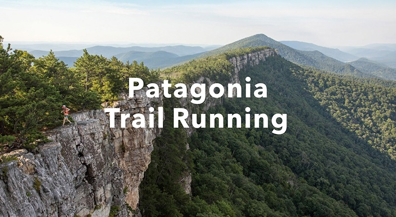 coleccion patagonia trail running