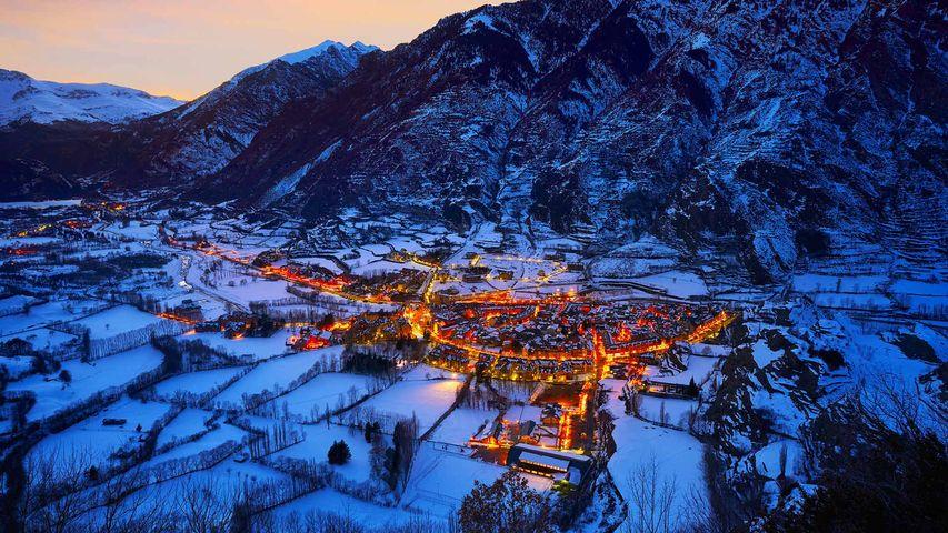 Benasque pueblos pirineo
