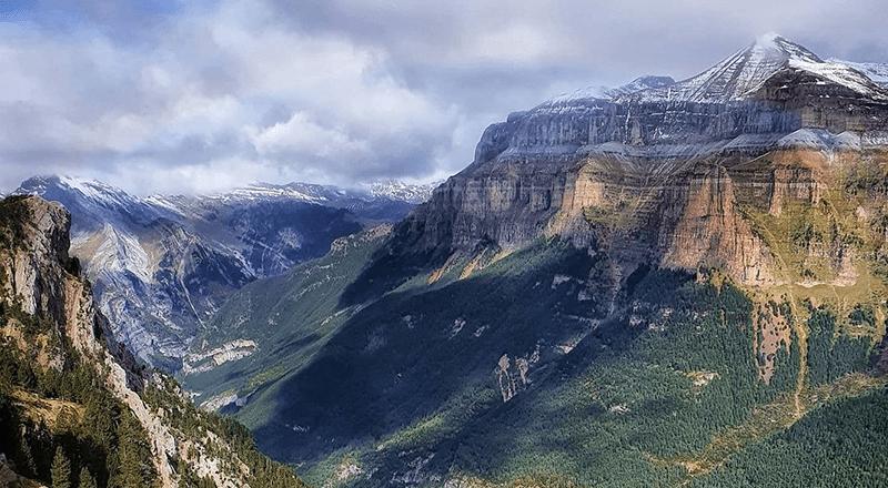 espacios naturales protegidos de aragon ordesa