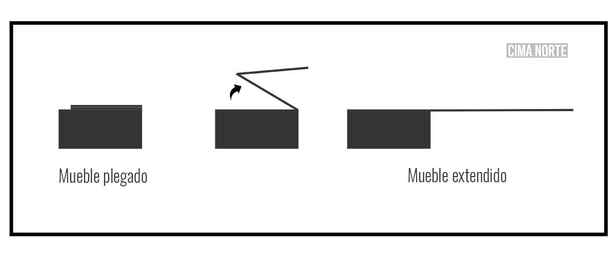 extender mueble camper