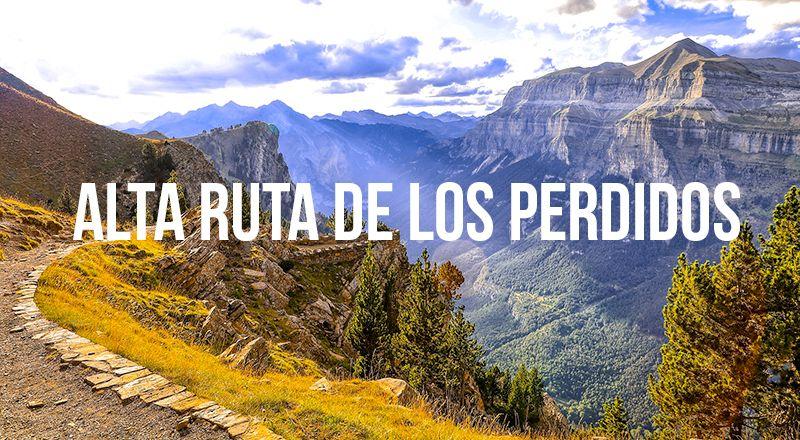 la alta ruta de los perdidos cima norte