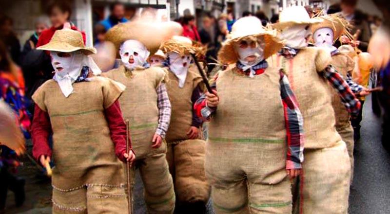 carnavales de lesaka