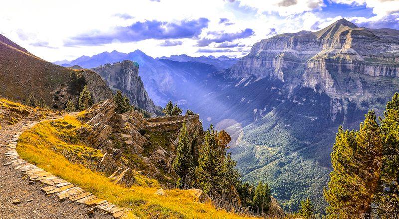 valle de ordesa geoturismo