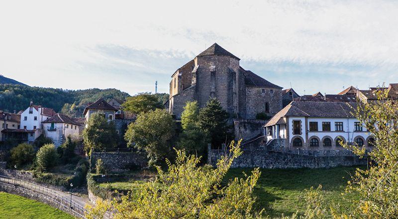 paseo fotográfico por el pueblo de Ansó destinos