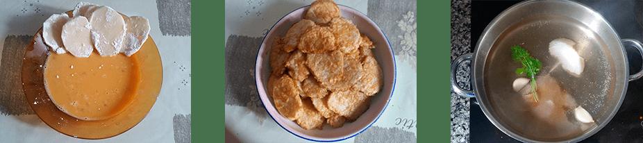 patatas albardadas