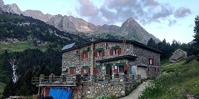 refugios montaña