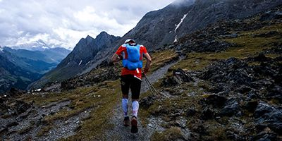 carreras de montaña en el pirineo