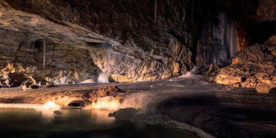 cueva helada casteret geológica ordesa