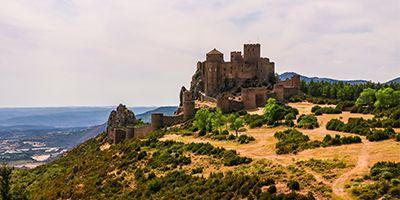 castillos del pirineo aragonés