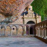 claustro san juan de la peña monasterio cima norte
