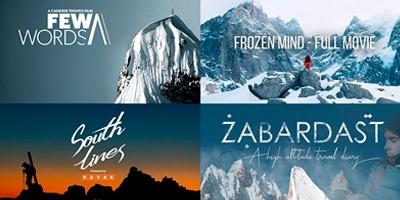 documentales esquí de montaña y freeride