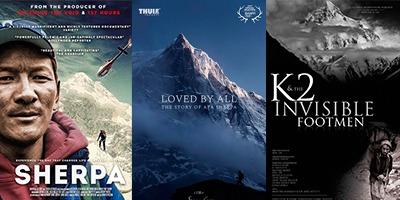 documentales sherpas y porteadores películas
