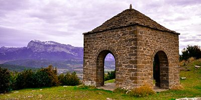 arquitectura pirineo