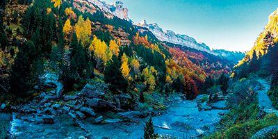 espacios naturales protegidos de aragon