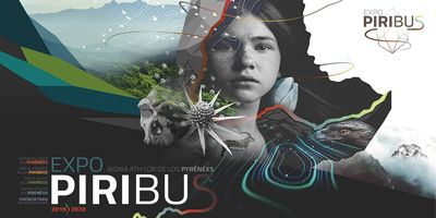 PIRIBUS, un viaje a través del Pirineo exposicion