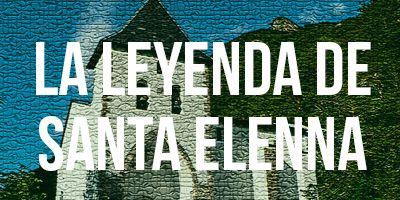 la leyenda de Santa Elena biescas ermita
