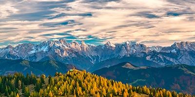 tipos de nubes montaña