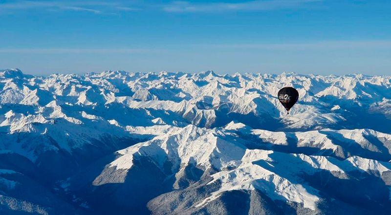 expedicion globo pirineo