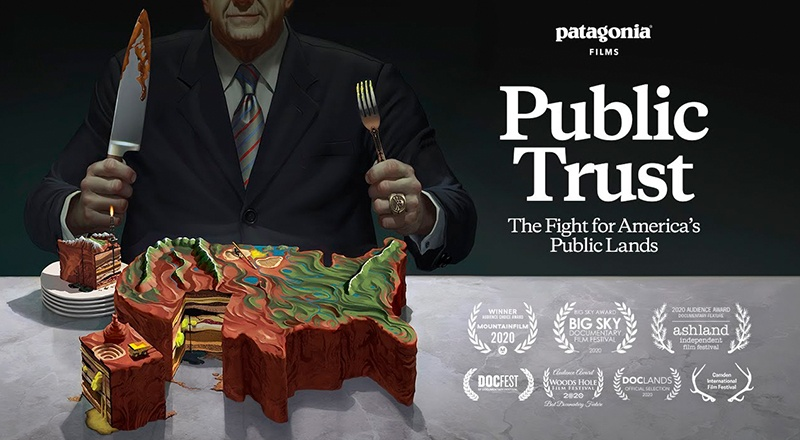public trust documental patagonia