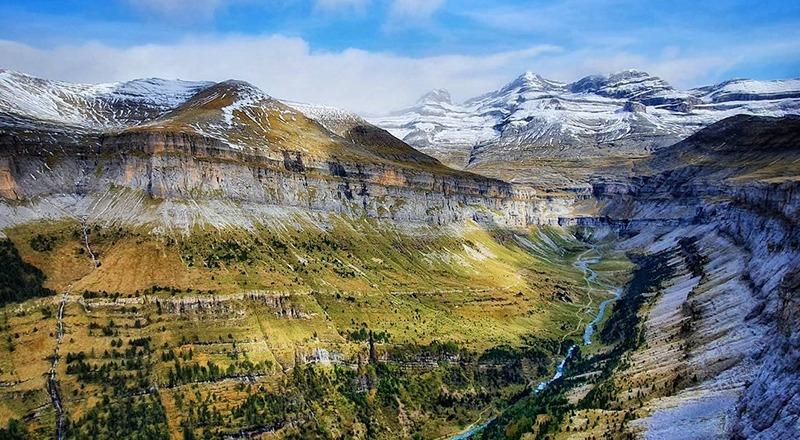 portada red natura 2000 pirineo