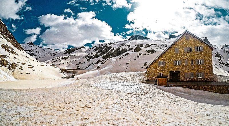 refugios pirineo aragonés