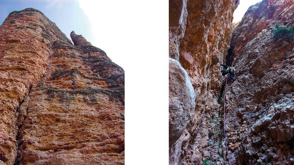 Reflexiones sobre la escalada en los Mallos de Riglos