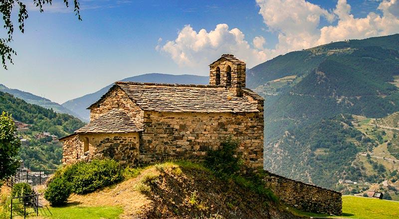 iglesia romanica